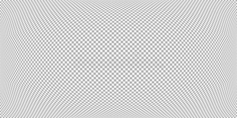 Kariertes Bereichmuster, 3D quadrierte Hintergrund Auch im corel abgehobenen Betrag lizenzfreie abbildung
