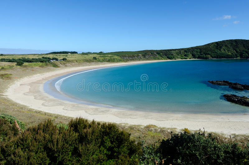 Karikari Peninsula - New Zealand royalty free stock photo