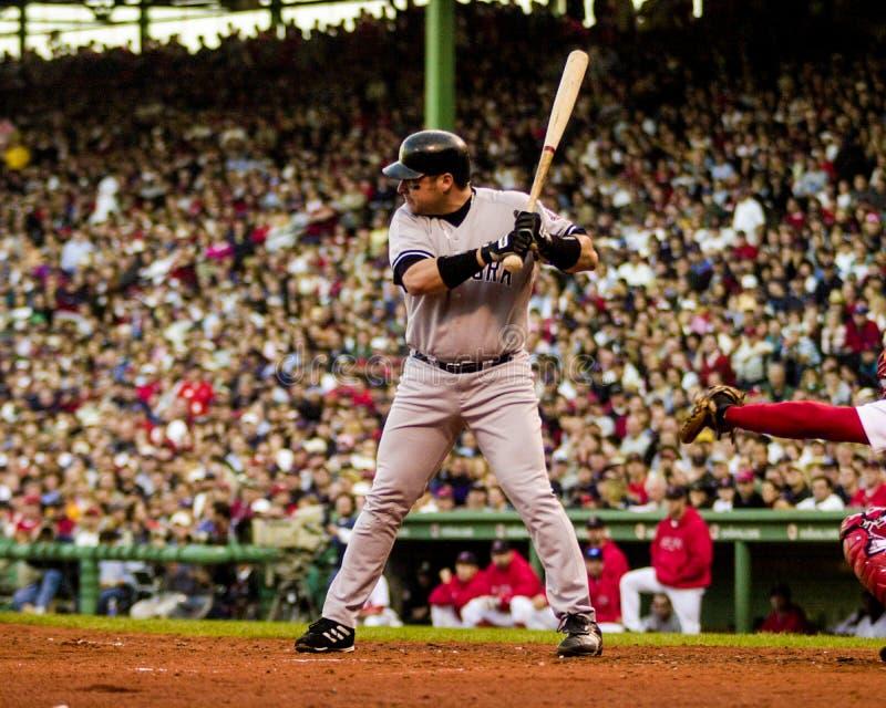 Karim Garcia, New York Yankees immagini stock libere da diritti