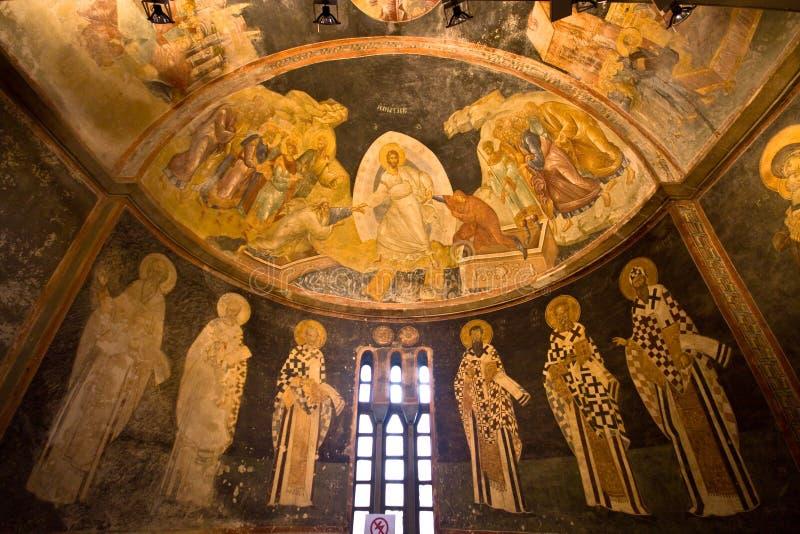 Download Kariye museum stock image. Image of istanbul, church - 15765159