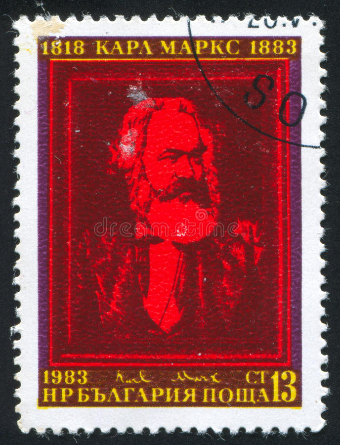 Karl Marx fotos de stock royalty free