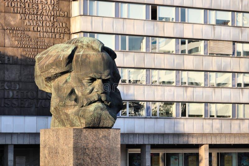 Karl Marx i Tyskland arkivbild