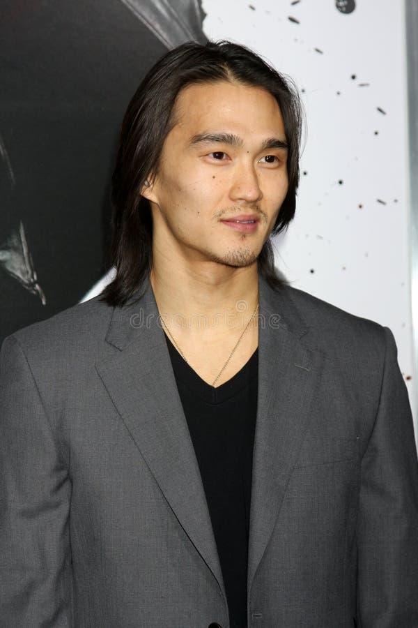 Karl Yune royaltyfri bild