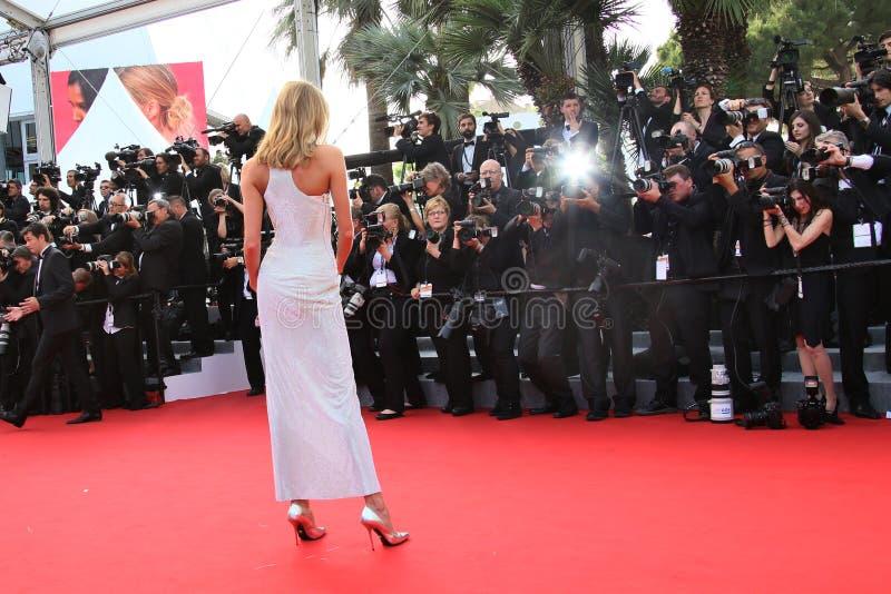 Karlie Kloss stock image