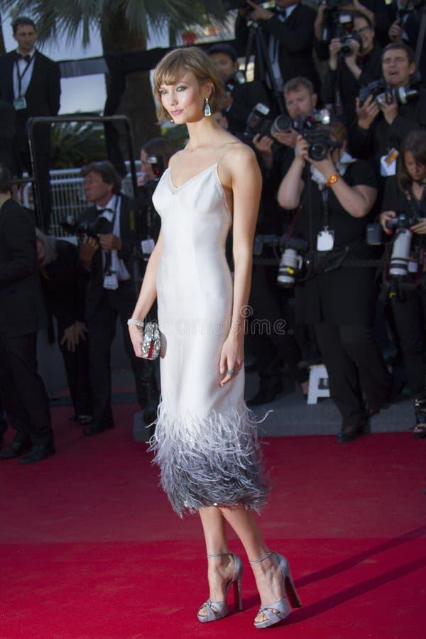 Karlie Kloss royalty free stock photo