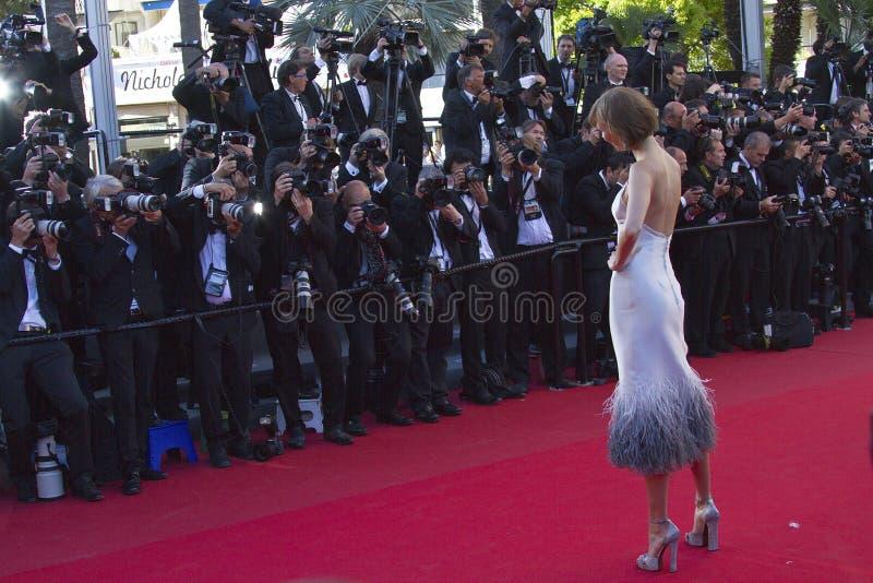 Karlie Kloss royalty free stock image