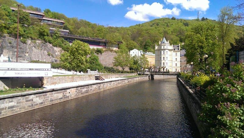 Karlovy checos varían fotografía de archivo libre de regalías