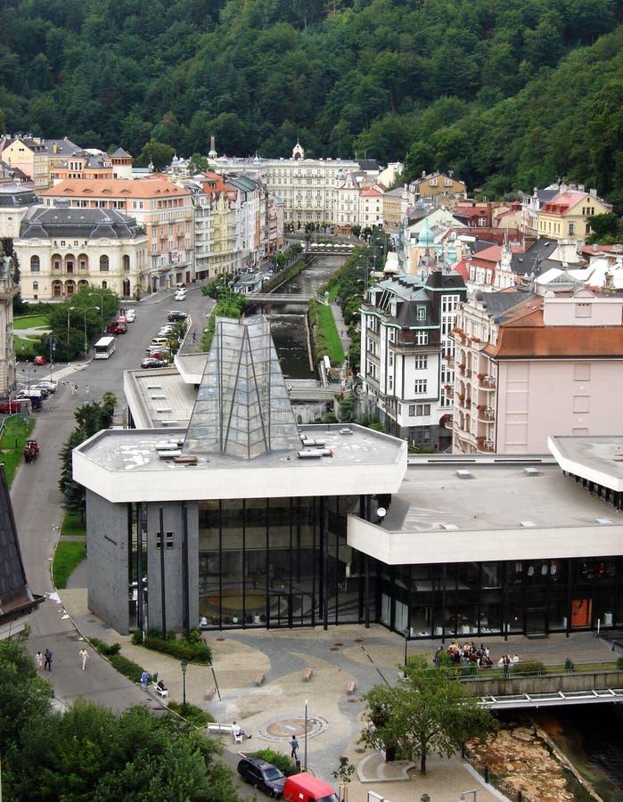 Karlovy varía fotos de archivo libres de regalías