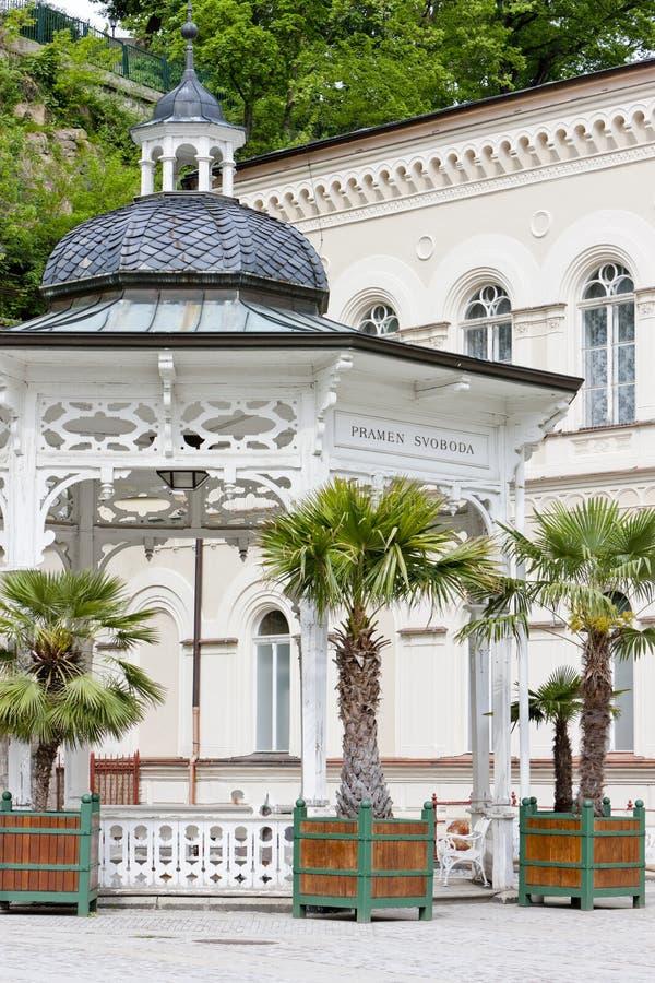 Karlovy varía, República Checa fotografía de archivo