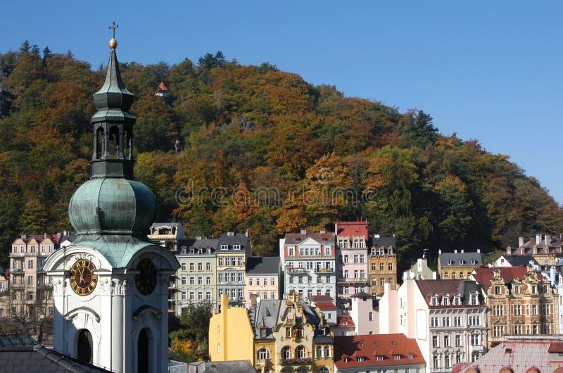 Download Karlovy variera fotografering för bildbyråer. Bild av destination - 506417