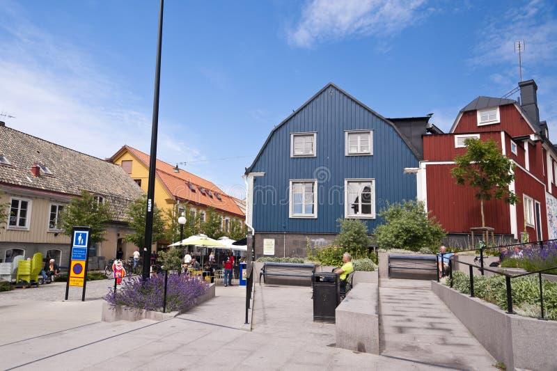 Karlskrona στη Σουηδία στοκ εικόνα