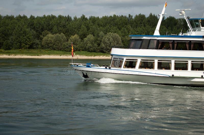 Karlsruhe ship stock image