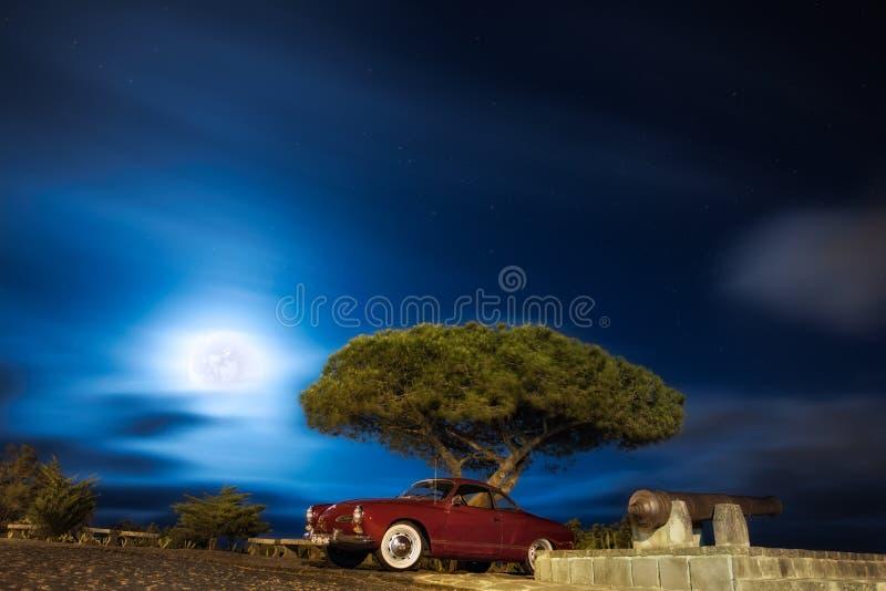 Karmann-Ghia royalty free stock image