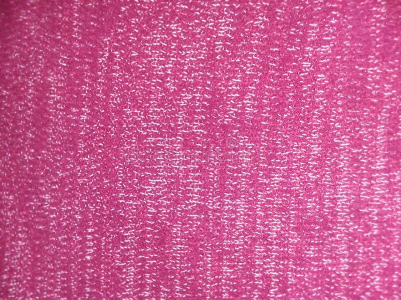 Karmosinrött och kräm- arkivfoto