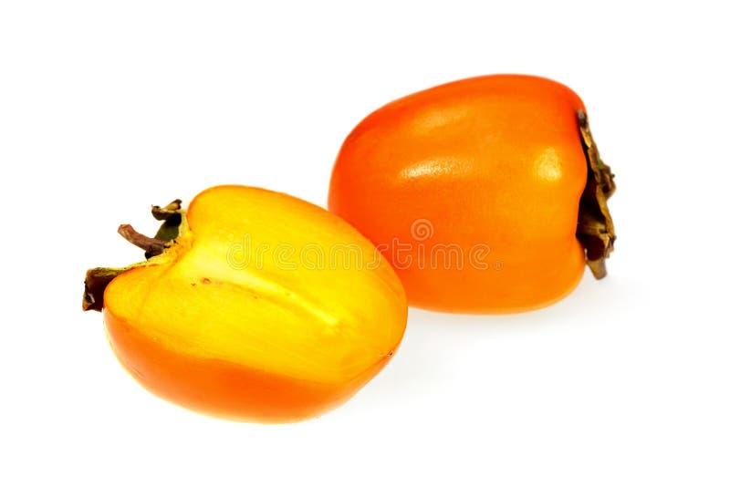 Karmowego składnika owoc persimmon obraz stock