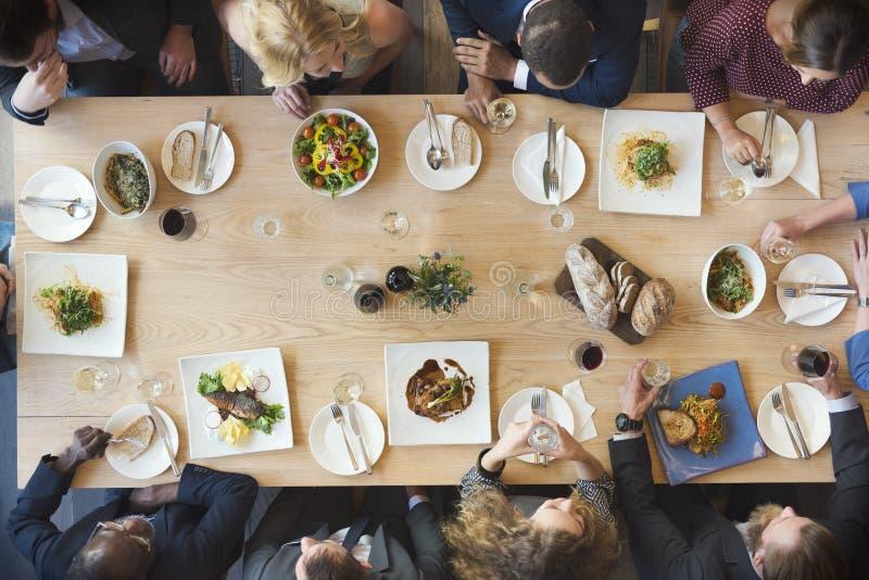 Karmowej catering kuchni smakosza przyjęcia Kulinarny pojęcie obraz stock