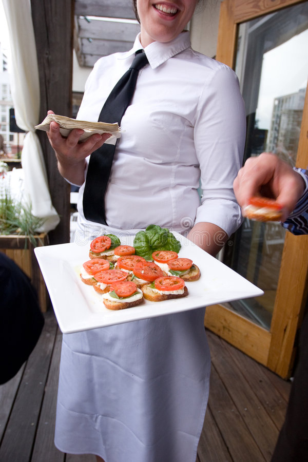 karmowy recepcyjny ślub zdjęcie royalty free