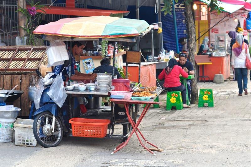 Karmowy rower, Krabi, Tajlandia zdjęcia royalty free