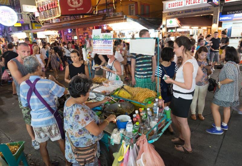 karmowy uliczny tajlandzki zdjęcia stock