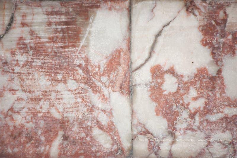 Karmozijnrood marmer royalty-vrije stock afbeelding