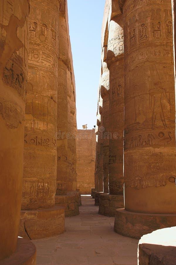 Download Karnak 20 stock afbeelding. Afbeelding bestaande uit ruïne - 279961