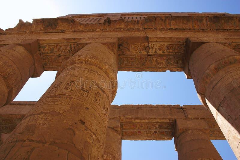 Karnak 21 foto de stock