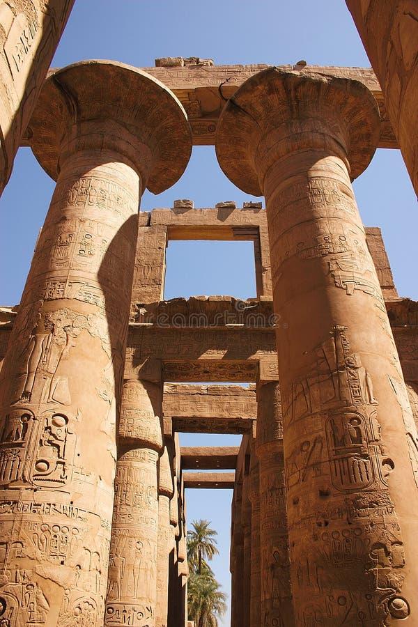 Karnak 22 imagens de stock royalty free