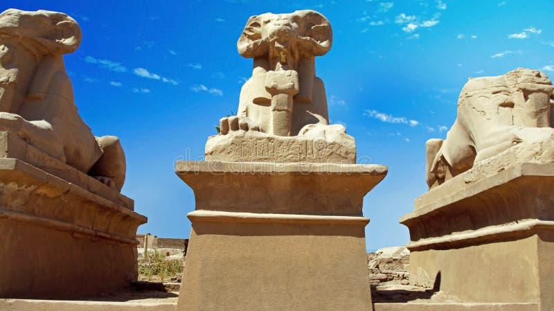 Karnak foto de archivo