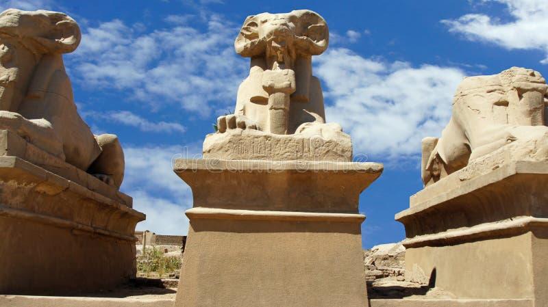 Karnak fotos de archivo libres de regalías