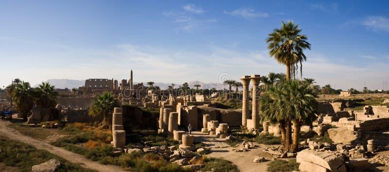 Karnak stock foto's