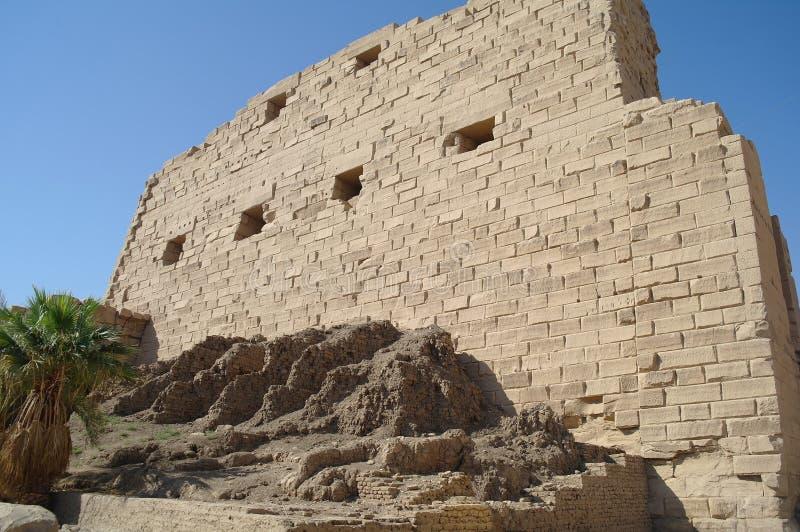 Karnak Temple Complex . Karnak Temple Complex in Luxor royalty free stock image