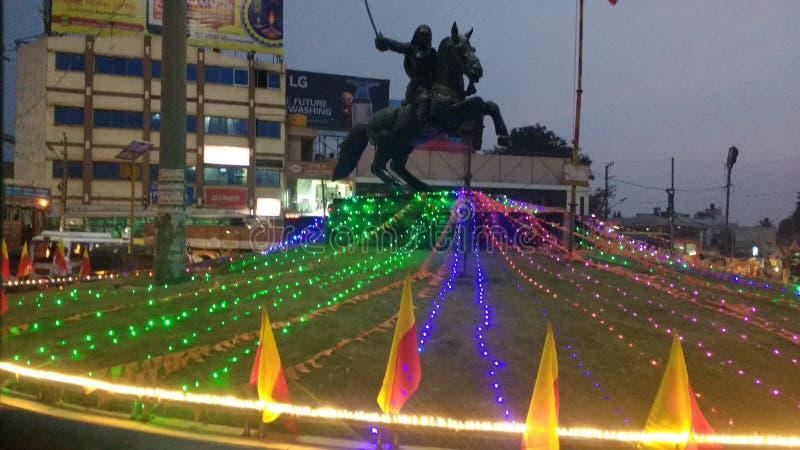 Karnataka στοκ φωτογραφίες