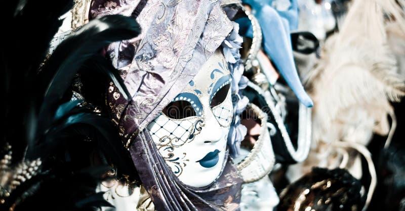 karnawał maskowy Venice ilustracja wektor