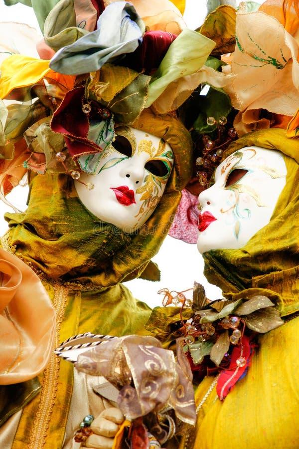 karnawał maskowy Venice zdjęcie stock