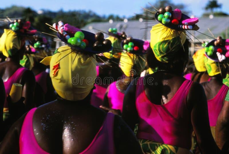 Karnawał W Tobago obrazy stock
