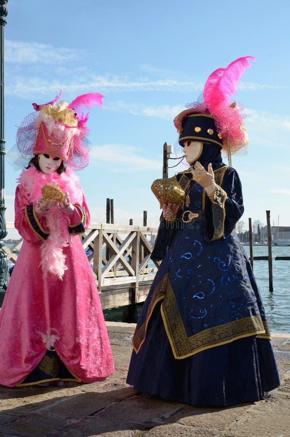 Karnawał Wenecja obraz stock