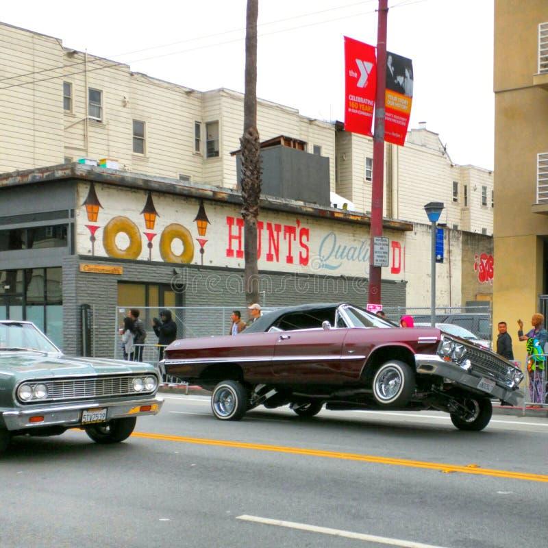 Karnawałowy San Fransisco obraz stock