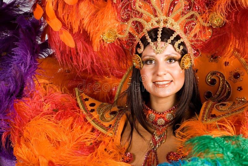 karnawałowy tancerz obrazy stock