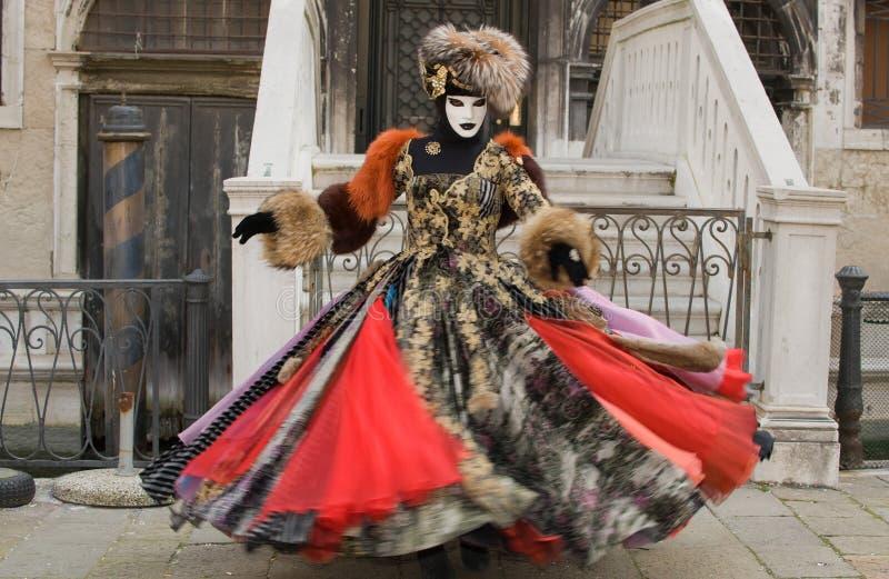 karnawałowy taniec obrazy stock
