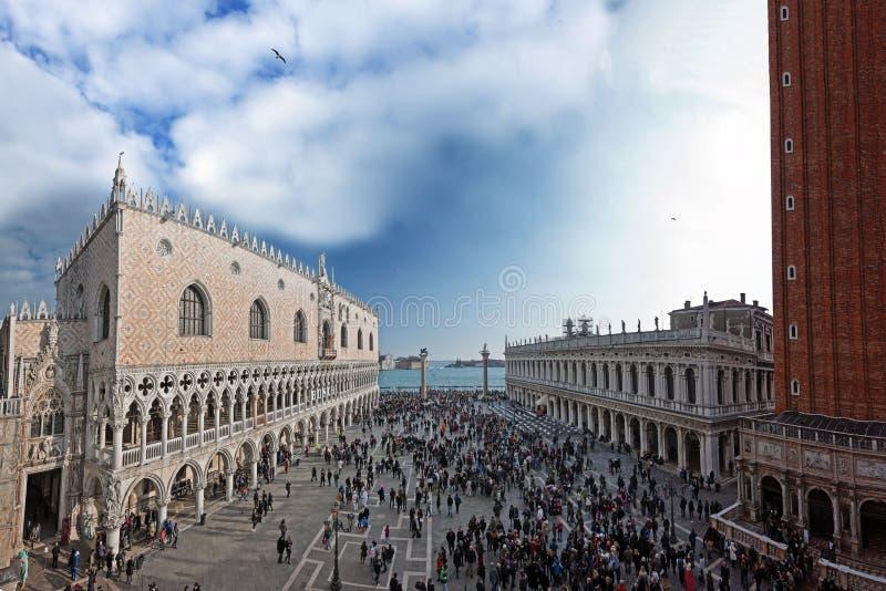 karnawałowy Wenecji obraz royalty free