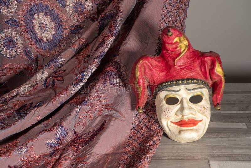 karnawału venetian maskowy obraz royalty free