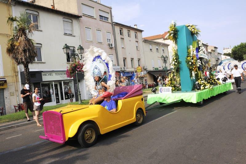 Karnevalöl royaltyfria foton