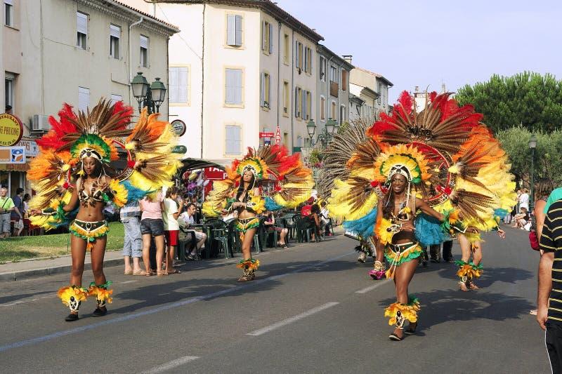 Karnevalöl royaltyfri bild