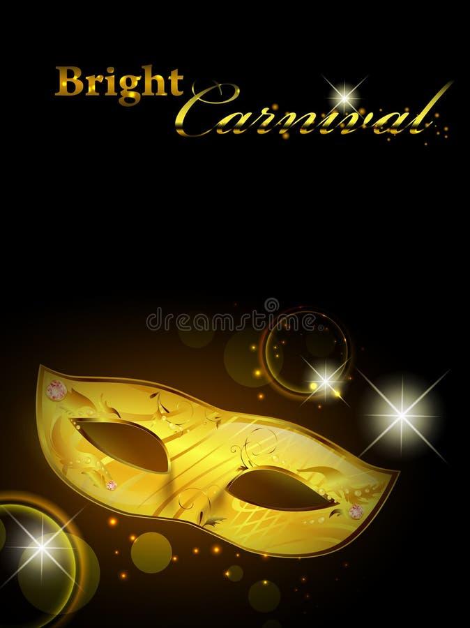 karneval royaltyfri illustrationer