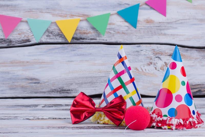Karneval- eller födelsedagpartibakgrund royaltyfri foto