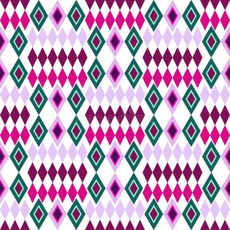 Karneval pattern5 vektor illustrationer