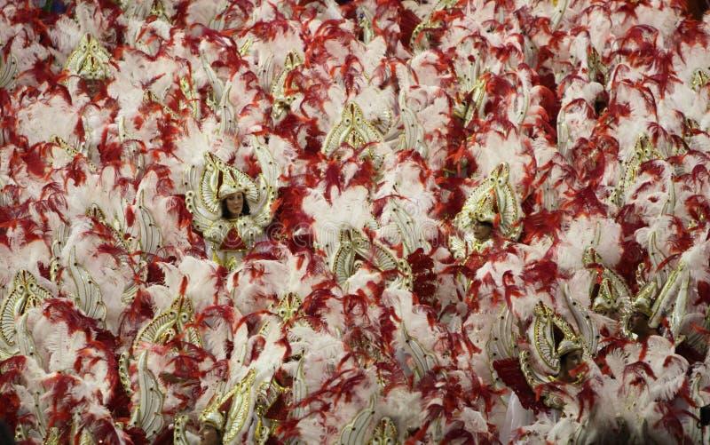 karneval rio arkivbild