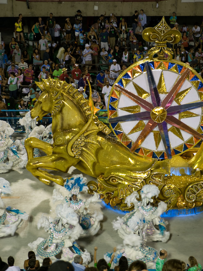karneval rio royaltyfri foto