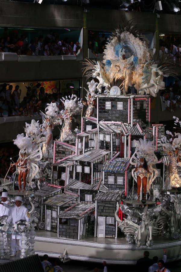 karneval rio arkivfoto