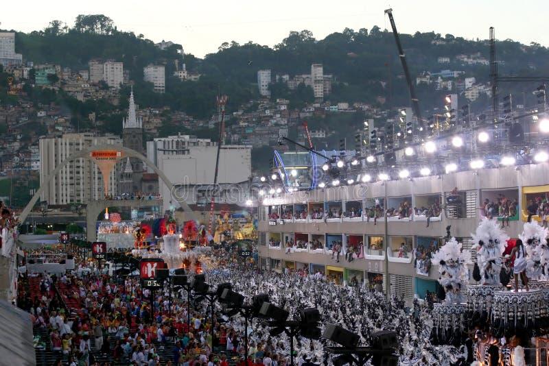 karneval rio arkivbilder